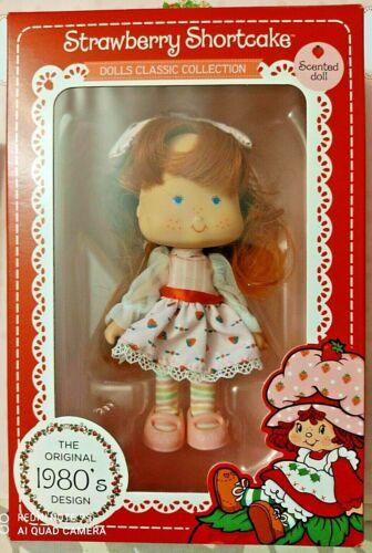 Berrykin  Strawberry Shortcake Scented Doll 14cm  Charlotte Fraises .