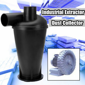 Details about AU Cyclone Filter Dust Collector Woodworking For Vacuum Dust  Extractor Separator