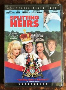Splitting-Heirs-DVD-Sealed-New-Rick-Moranis-Monty-Python-039-s-Eric-Idle-John-Cleese