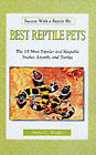 The Best Reptile Pets by Jerry G. Walls (Hardback, 2007)