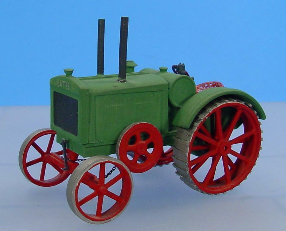 O SCALE 1 48 On3 On30 WISEMAN MODEL SERVICES   AMB505 BATES FARM TRACTOR KIT