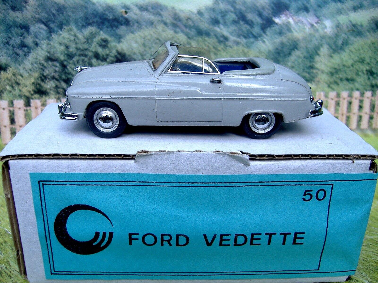 1 43 FCSGE (France) FORD VEDETTE 1951  50