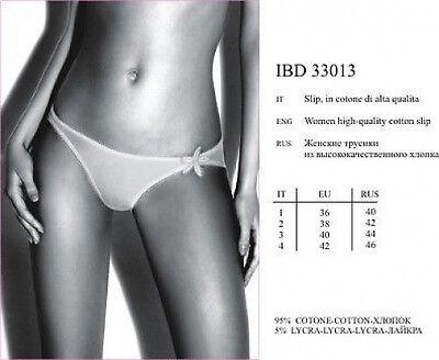 Incanto Innamore Blanc Coton Slip Culotte Ibd33013
