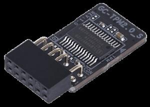 ASRock TPM2-S Trusted Platform Module TPM for ASRock Motherboards 18 pin