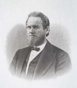 SAMUEL-H-McCREA-New-York-Born-Chicago-Grain-Merchant-1876-Portrait-Print