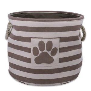 Charmant Image Is Loading Dog Cat Pet Toy Storage Box Basket Bin