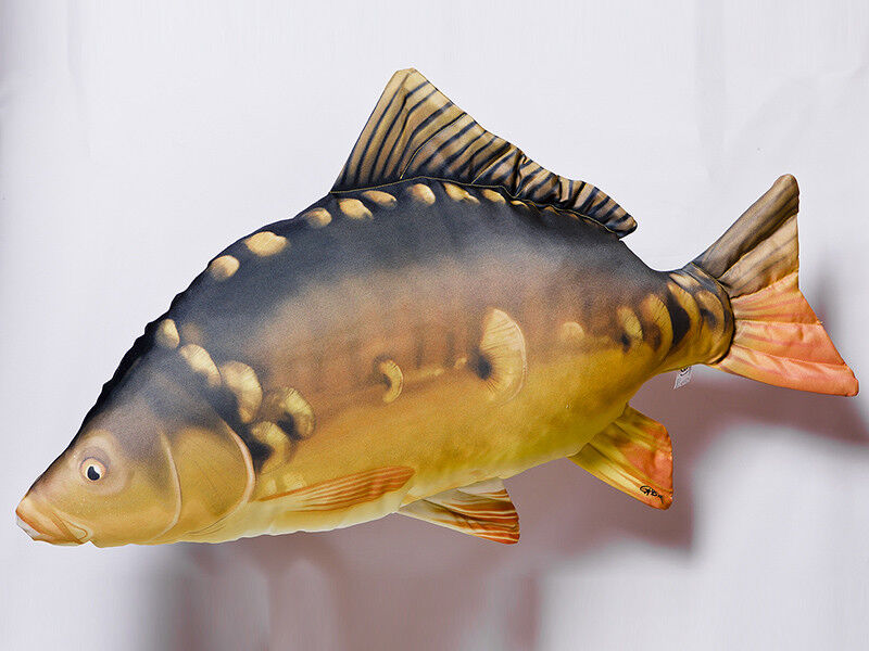 GABY GIANT CARP SOFT TOY FISH PILLOW    GREAT FISHING GIFT 90CM FREE POSTAGE   no hesitation!buy now!