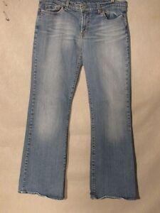 Jeans Damenmode Ehrlich D8633 Lucky Brand Stretch Usa Gemacht Heruntergenommen Erdnuss Cool Jeans Damen Eine GroßE Auswahl An Farben Und Designs