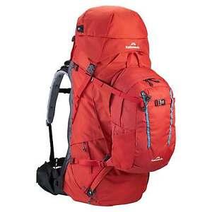 Kathmandu Interloper GridTech 70L Hiking Travel Backpack with Daypack v2