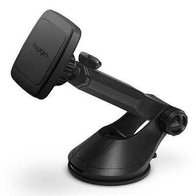 Spigen® [Kuel H35] Universal Cell Phone Magnetic Windshield Extendable Car Mount