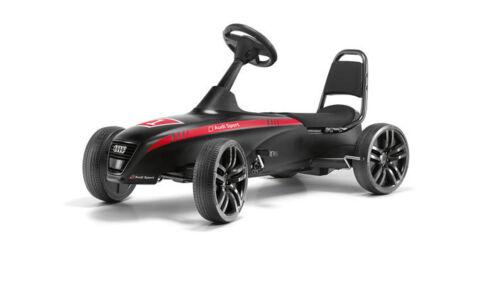 Audi Kids Car Tretauto Kindertretauto Motorsport schwarz 3201501200