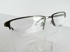 8af9bfb1e3 Flexon E 1052 (033) Brushed Chrome 53 x 19 140 mm Eyeglass Frames ...