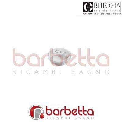 """Acquista A Buon Mercato Placchetta Metallo Ø22 C/scritta """"c"""" Ricambio Bellosta 01-402001"""