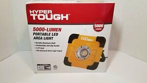 Details About Sealed Hyper Tough Ht 5000 Lumen Portable Led Area Light