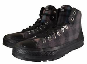 0e5987b9dd6 Image is loading Converse-Woolrich-Chuck-Taylor-Street-Hiker-Sneaker-Boot-