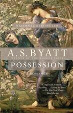 Vintage International: Possession : A Romance by A. S. Byatt (1991, Paperback, Reprint)