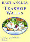 East Anglia Teashop Walks by Jean Patefield (Paperback, 1997)