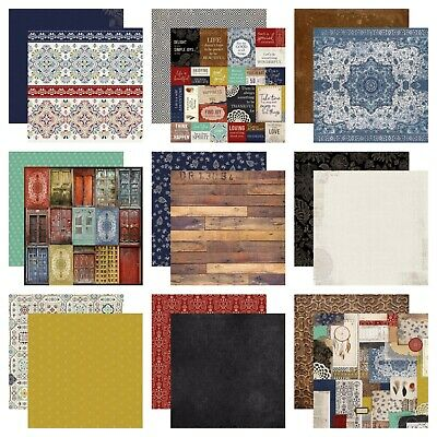 Kaisercraft Scrap Studio 12x12 Double Sided Paper Expressions P2631