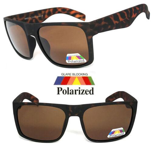 Hombre Mujer Grande Cuadrado Gafas de Sol Polarizadas Motocicleta Deporte UV