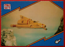 Thunderbirds PRO SET - Card #040 - Thunderbird 4 Emergencies Launch - Pro Set