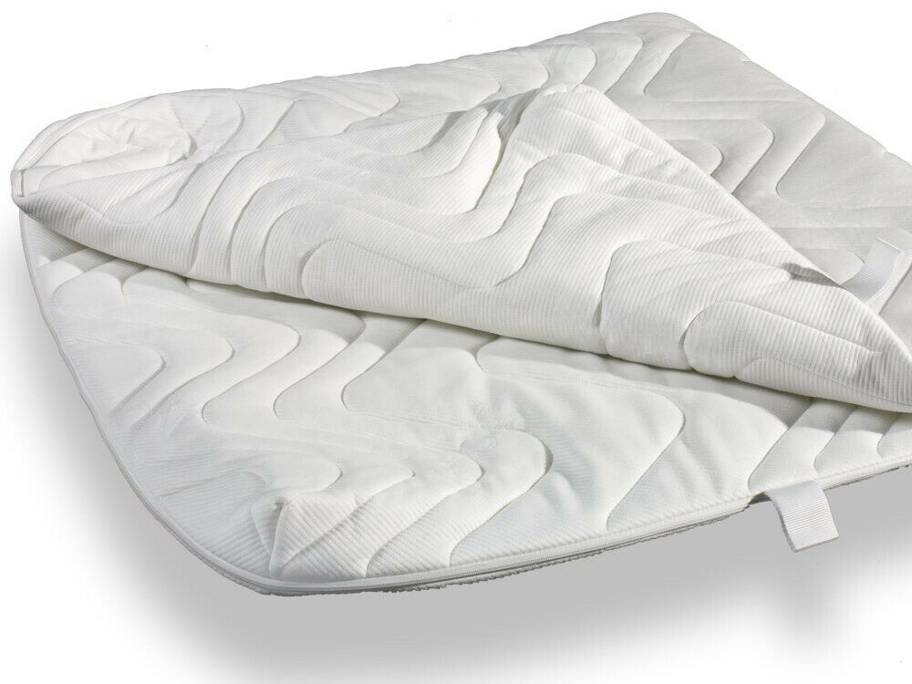 Ergomed ® Mattress Protector Case Replacement abdeckung Saver double cloth quilted 200x210