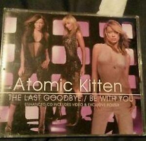 098 Atomic Kitten   The Last Goodbye Be With You  CD Single - Aberdeen, United Kingdom - 098 Atomic Kitten   The Last Goodbye Be With You  CD Single - Aberdeen, United Kingdom