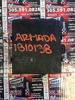 2008 2012 NISSAN ARMADA ENGINE FUSE BOX OEM 24382ZQ00A   eBay