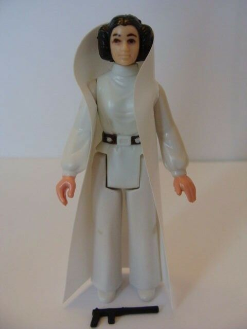 Princess Leia  Loose Complete C8.5 Replacement Weapon     Star Wars  Vintage KL b4fb92