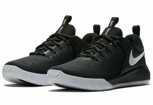 Size 9.5 - Nike Air Zoom HyperAce 2 Black White for sale online | eBay