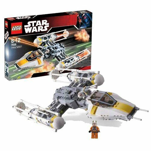 Nuevo  Lego Star Wars Y-wing Fighter 7658