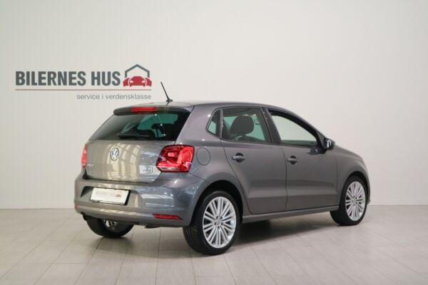 VW Polo 1,2 TSi 90 Comfortline BMT - billede 1