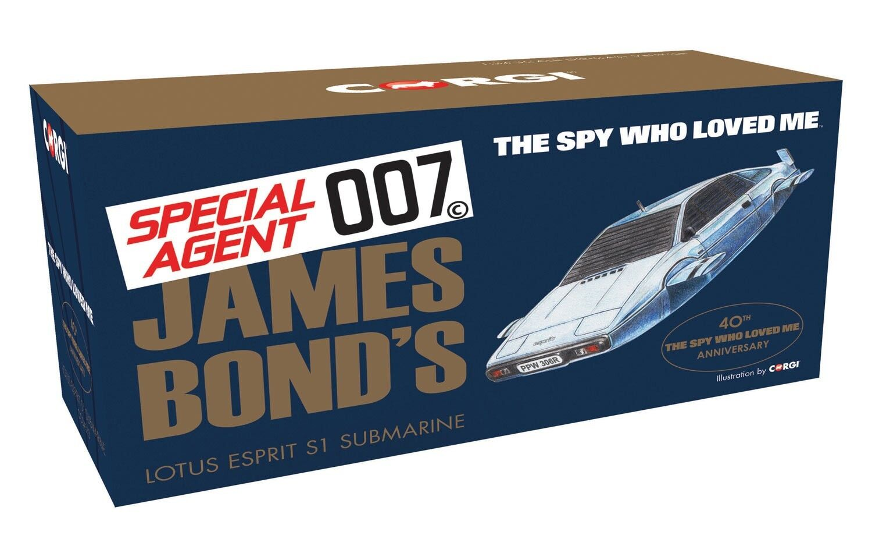 James Bond Lotus Lotus Lotus Esprit' The Spy Qui Loved Me ' Corgi CC04513 ae961e