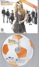 CD--SHAKIRA --WAKA WAKA -THIS TIME FOR AFRICA-