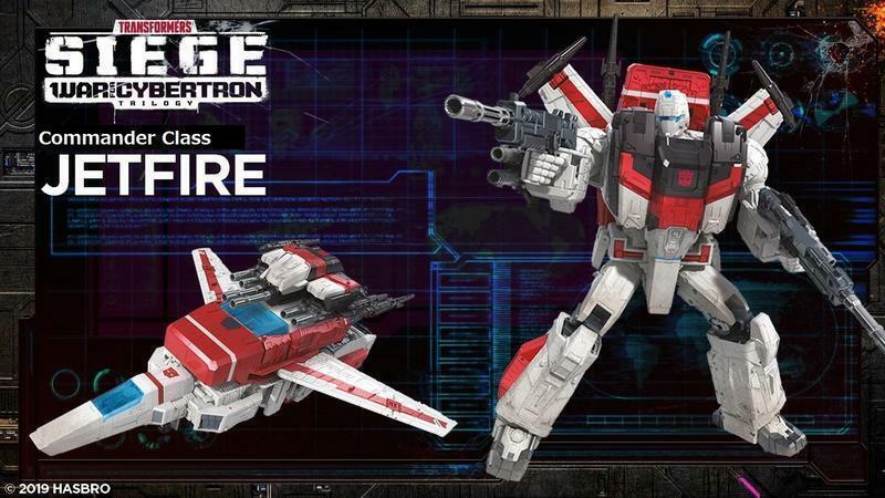 [Toys Hero] In Hand Transformers Harbro War of Cybertron Siege Siege WFC-S28 JetFire
