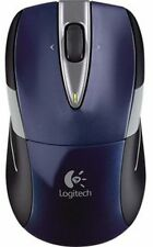 Logitech M525 Wireless Optical Mouse NAVY GREY (MOUSE ONLY) (RT5-910-002698MS-MP