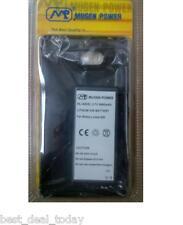 Mugen Power 3600mah Extended Life Battery+Door For Nokia Lumia 820 AT&T Black