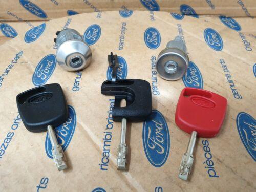 Genuine FORD Lock Set Pour ESCORT Mk7 Cabriolet//Hayon y compris RS 2000.