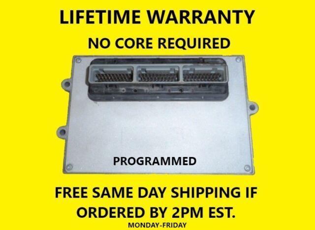 99 Dodge Durango 56040103 Ad Programmed No Core Lifetime Warranty