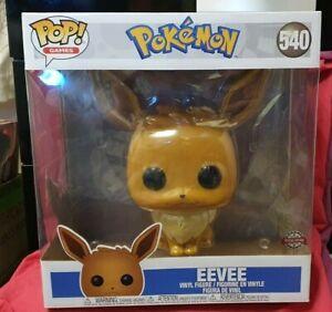 POKEMON-Eevee Funko Pop Figura in vinile #577 venditore del Regno Unito