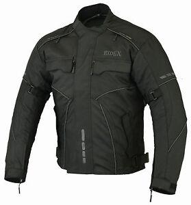 La imagen se está cargando Para-Hombre-Moto-Motocicleta-Cj3-Ridex-chaqueta -a- a110191e73df5
