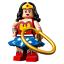 miniatura 10 - LEGO DC SUPER HEROES SERIE MINIFIGURES 71026 BATMAN miracolo SUPERMAN Bat-Mite