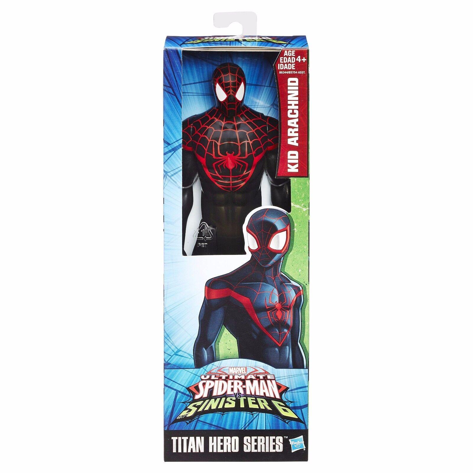 Marvel - spider - man - titan held reihe junge spinne abbildung   weltweit versandkosten