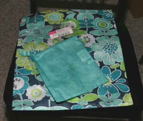 Details about  /Thirty One Accessories Gift Bag Memory Pouches Pink or Blue Set NEW