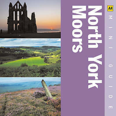 North York Moors (AA Mini Guides), AA Publishing, Very Good Book