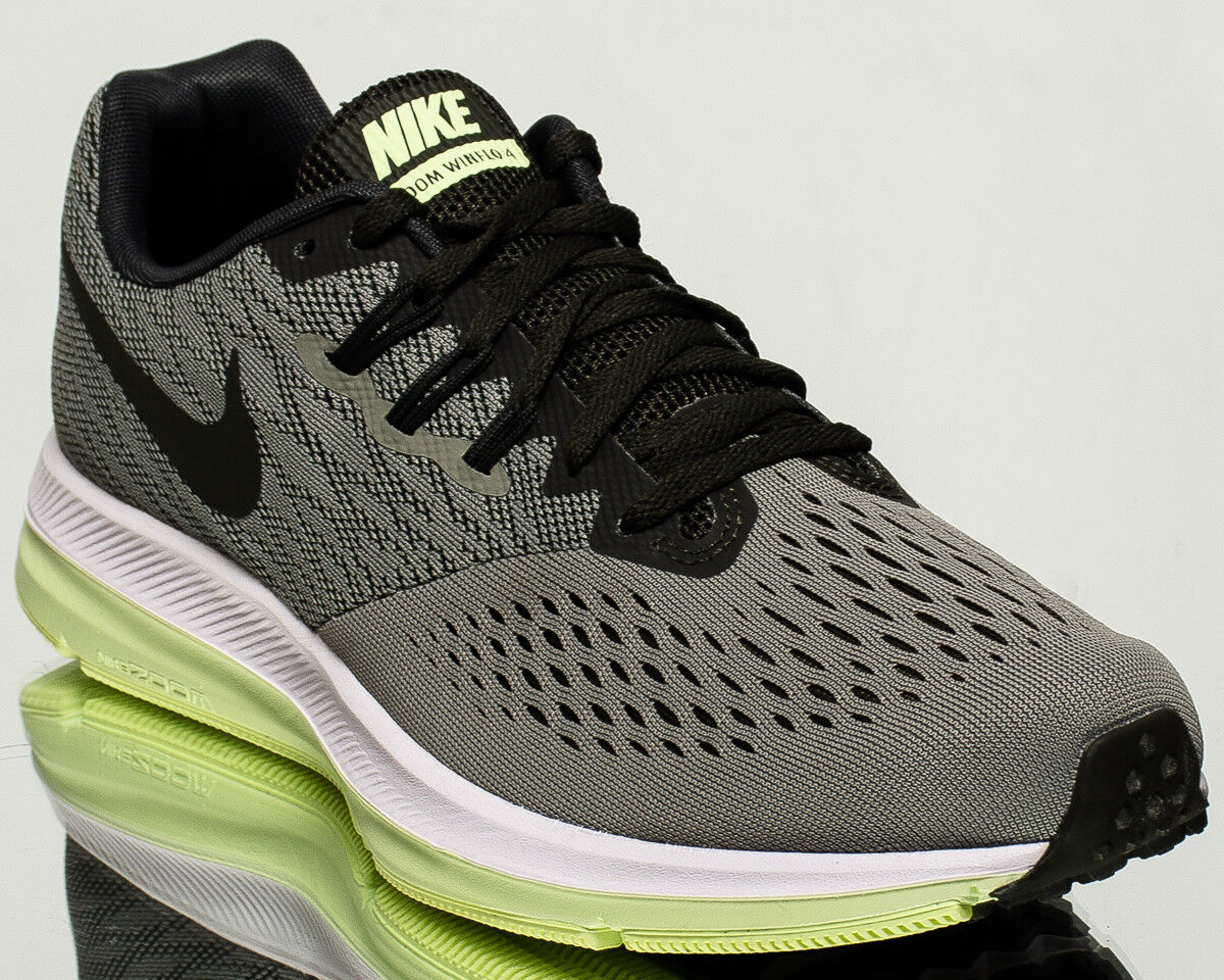 Nike Zoom Winflo 4 Baskets homme fonctionnement courir Baskets 4 NEW dark stucco sequoia 898466-011 149987
