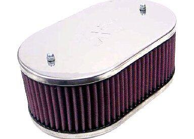 Weber 32//32-32//36-38//38 DGV//DGAV//DGMS//DGAS Twin Carb-K/&n Air Filter 63 mm