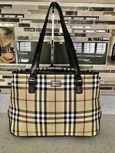 Burberry-Vintage-Medium-Vinyl-Tote