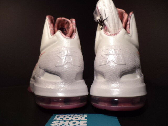 Nike Zoom PEARL KEVIN DURANT KD V 5 PREMIUM AUNT PEARL Zoom WHITE PINK FIRE 598601-100 10 79985d
