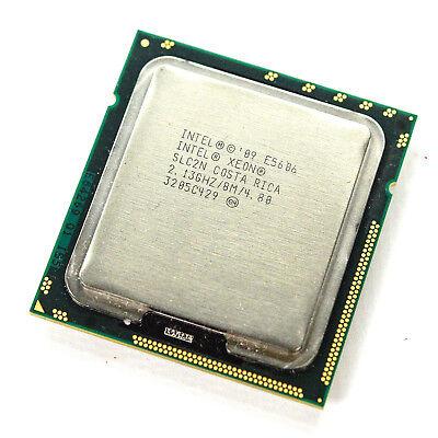 Intel Xeon Processor E5606 8M Cache 2.13 GHz 4.80 GT//s SLC2N