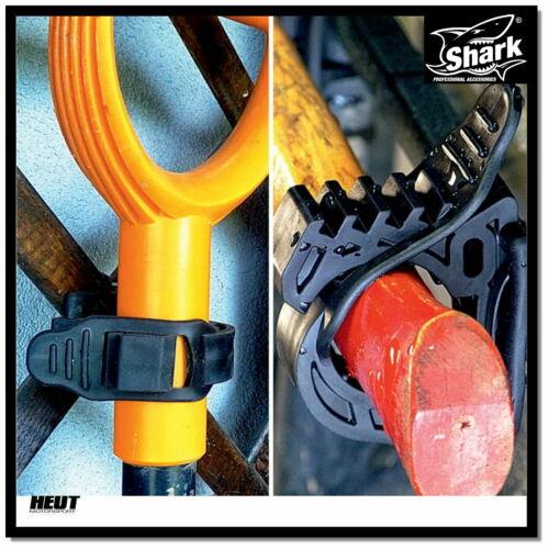 Shark portautensili strumento di supporto Supporto a parete Pala Vanga Angel arma etc